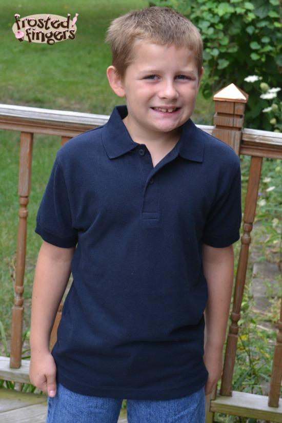 Buddy Kohl's Back To School Polo