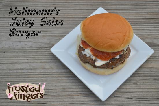 Mario Batali's Salsa Burger
