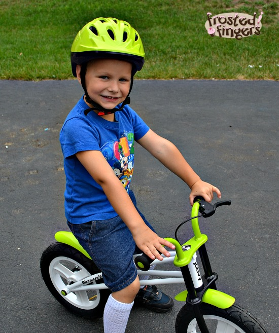 Joovy Bicycoobmx Balance Bike Review Frosted Fingers Baking