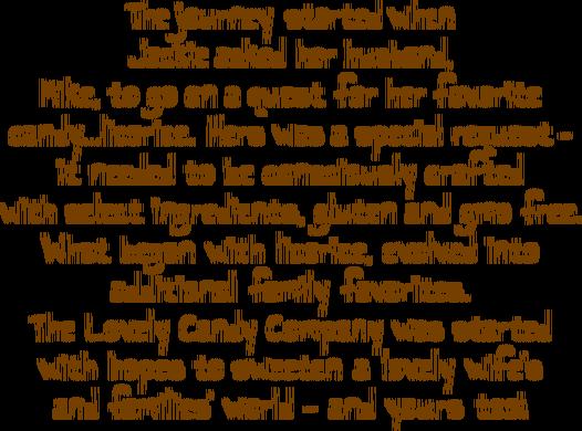 Lovely Candy Story