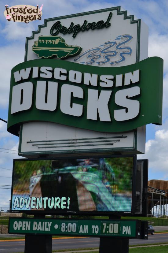 Original Wisconsin Ducks