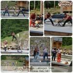 Paul Buynan Lumberjack Show