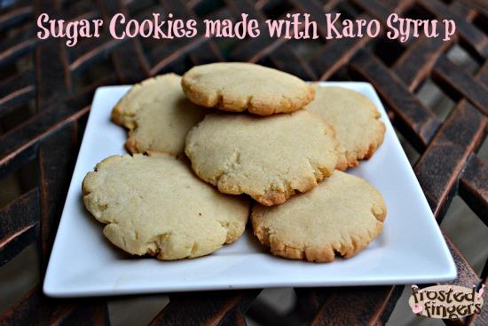 Sugar Cookies with Karo Syrup