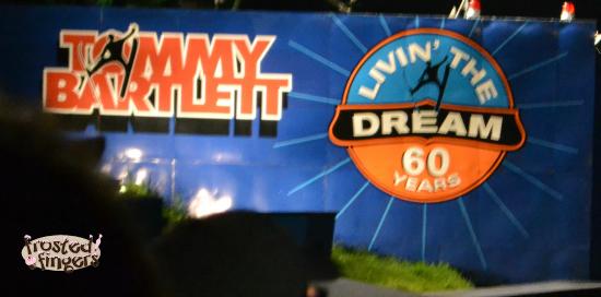 Tommy Bartlett Livin The Dream