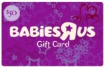 Babies R Us Sweet Registry Deal and Giveaway