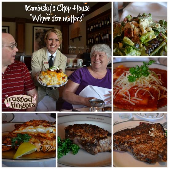 Kaminskys Chop House Size Matters