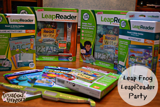 Leap Frog LeapReader Products