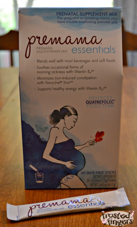 Premama Essentials Prenatal Vitamins