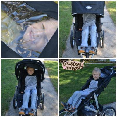 Joovy Zoom ATS Jogging Stroller Review