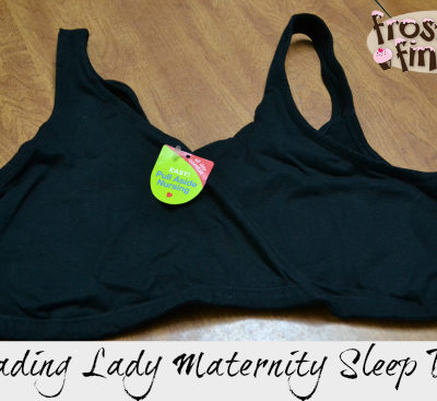 Loving Moments by Leading Lady Maternity to Nursing Wear Giveaway