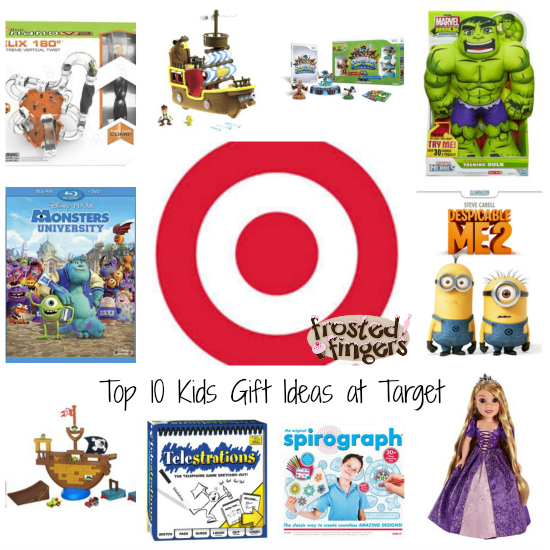 Top 10 Gift ideas for Kids this Christmas #MyKindofHoliday - Frosted ...