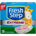 Fresh Step Extreme Odor Control Litter {Giveaway}