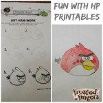 Have Fun with HP Printables