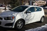 Chevy Sonic Hatchback Review