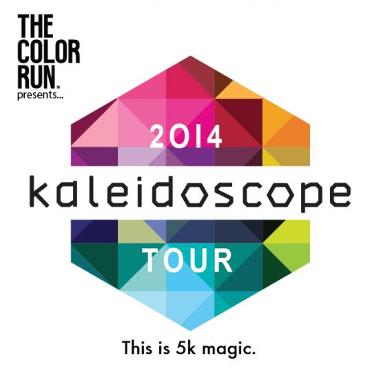The Color Run Kaleidoscope