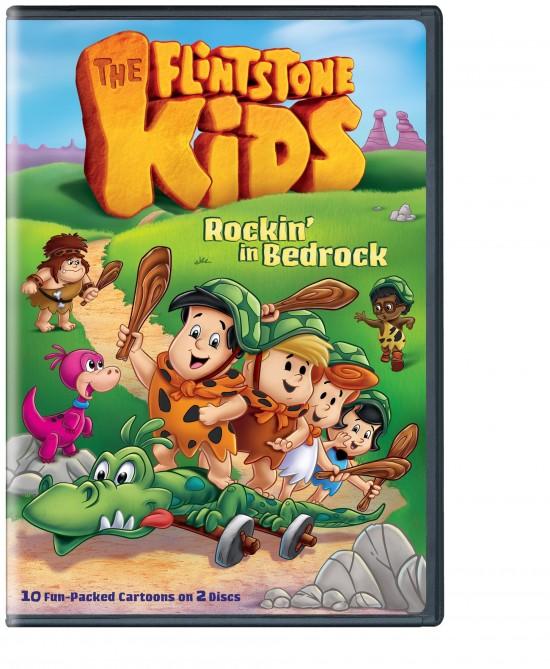 The Flintstone Kids Rockin in Bedrock