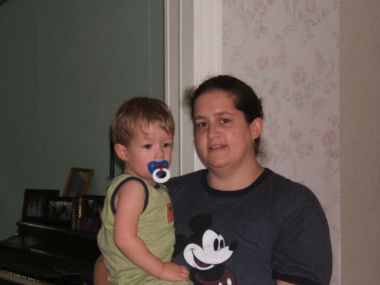 Andrea and Sammy 2005