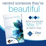 Remind Someone They're Beautiful with Dove and Sam's Club