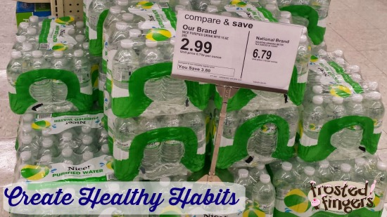 Create Healthy Habits at Walgreens
