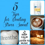 No Stress with Secret® Clinical Strength {Walmart Gift Card Giveaway}