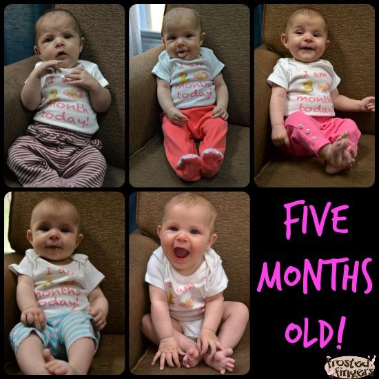 Baby Q #5Months