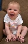 Baby Q 5 Months