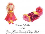 Groovy Girls Princess Dahlia and the Royally Ritzy Bed Giveaway
