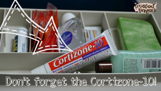 Don't forget the #Cortizone10 in your first aid kit #MC