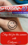 Stay Itch Free with Cortizone-10 and Make Your Own First Aid Kit