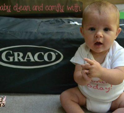 Graco Pack 'n Play: Keep Baby Clean & Comfy