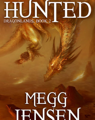 Hunted- Dragonlands 2 Book Review #ControlTheDragons