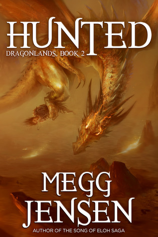 Hunted Dragonlands 2 Book #Review