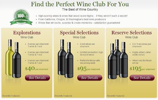 Uncorked Ventures Wine Club #WineABit