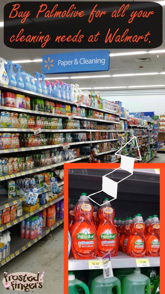 Buy Palmolive at Walmart #Palmolive25Ways #cbias