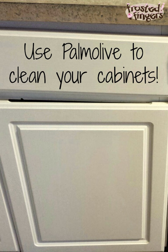 Clean your cabinets with Palmolive #Palmolive25Ways #cbias
