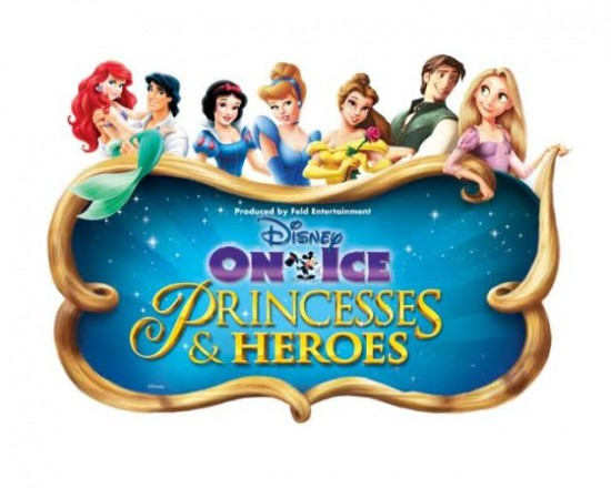 Disney On Ice presents Princesses and Heroes!