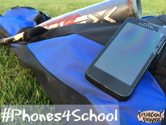 Keep in Touch after school #Phones4School #Cbias