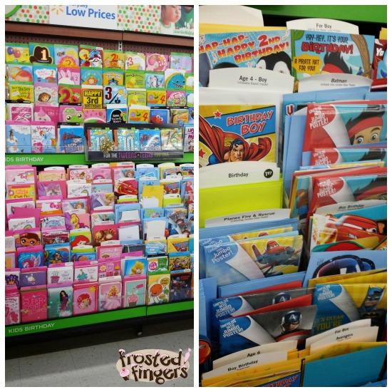 Poster Cards in Walmart #kidscards #cbias #shop