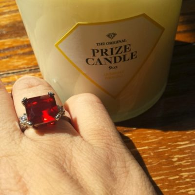 The Original Prize Candle Review