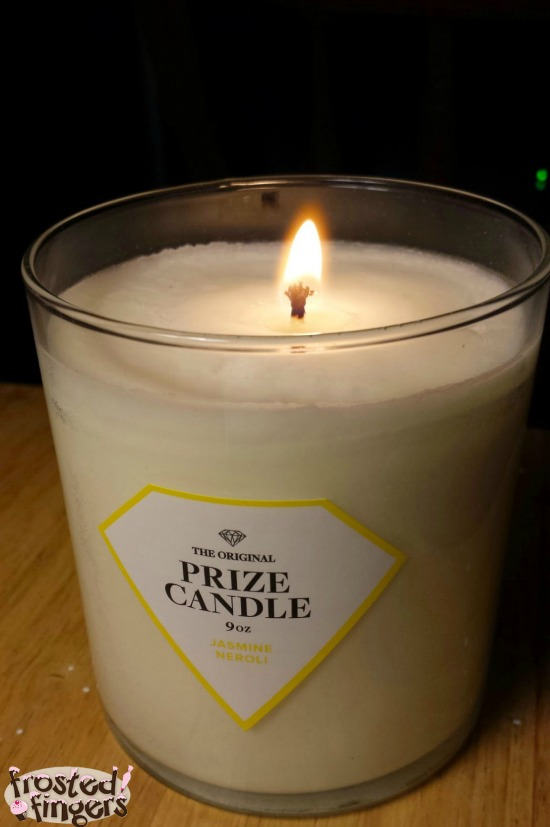 Prize Candle #TMMPrizeCandle