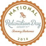Today is National Relaxation Day!