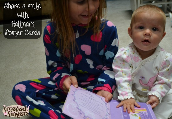 Share a Smile with Hallmark Photo Cards #kidscards #cbias #shop