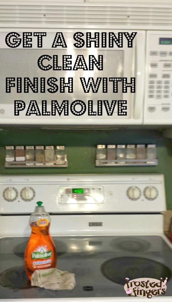 Get a shiny clean with Palmolive #Palmolive25Ways #cbias