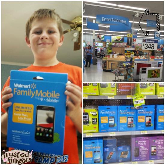 Walmart Family Mobile @FamilyMobile #Phones4School #cbias