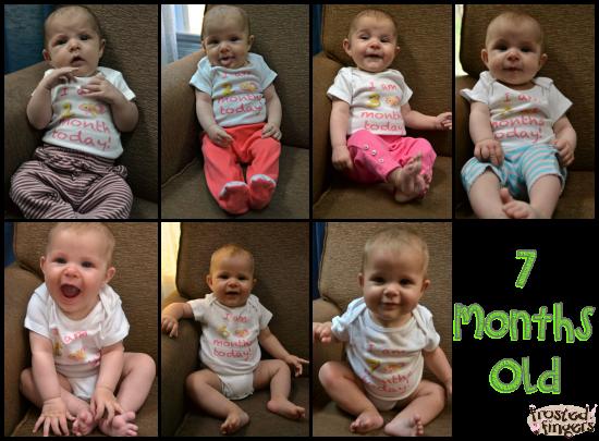Baby Q 7 months