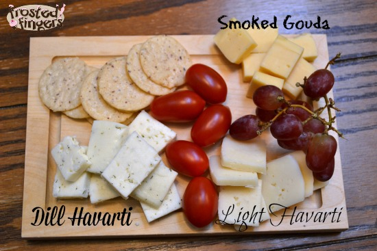 Arla Dofino Cheese Snacks #HavartiParty