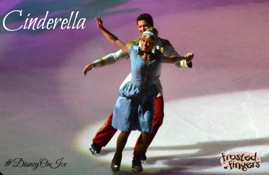 #DisneyOnIce #Chicago Cinderella