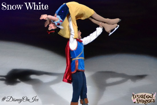 #DisneyOnIce #Chicago Snow White