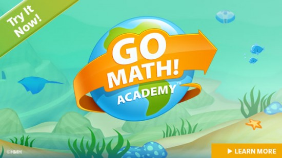 Try Go Math Academy