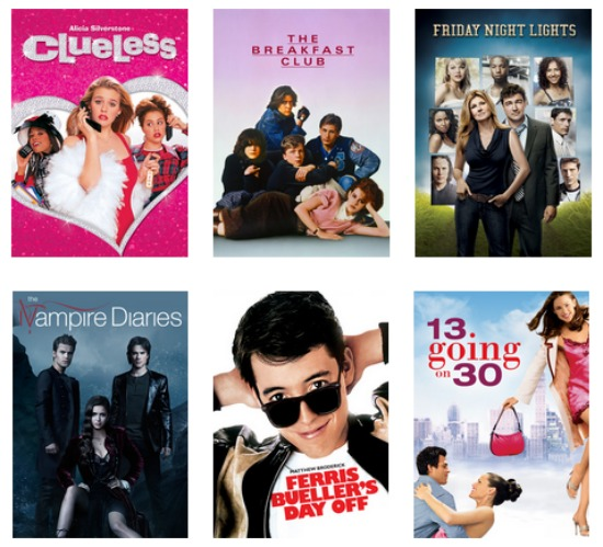 Movies for Teens and Adults on Netflix #StreamTeam